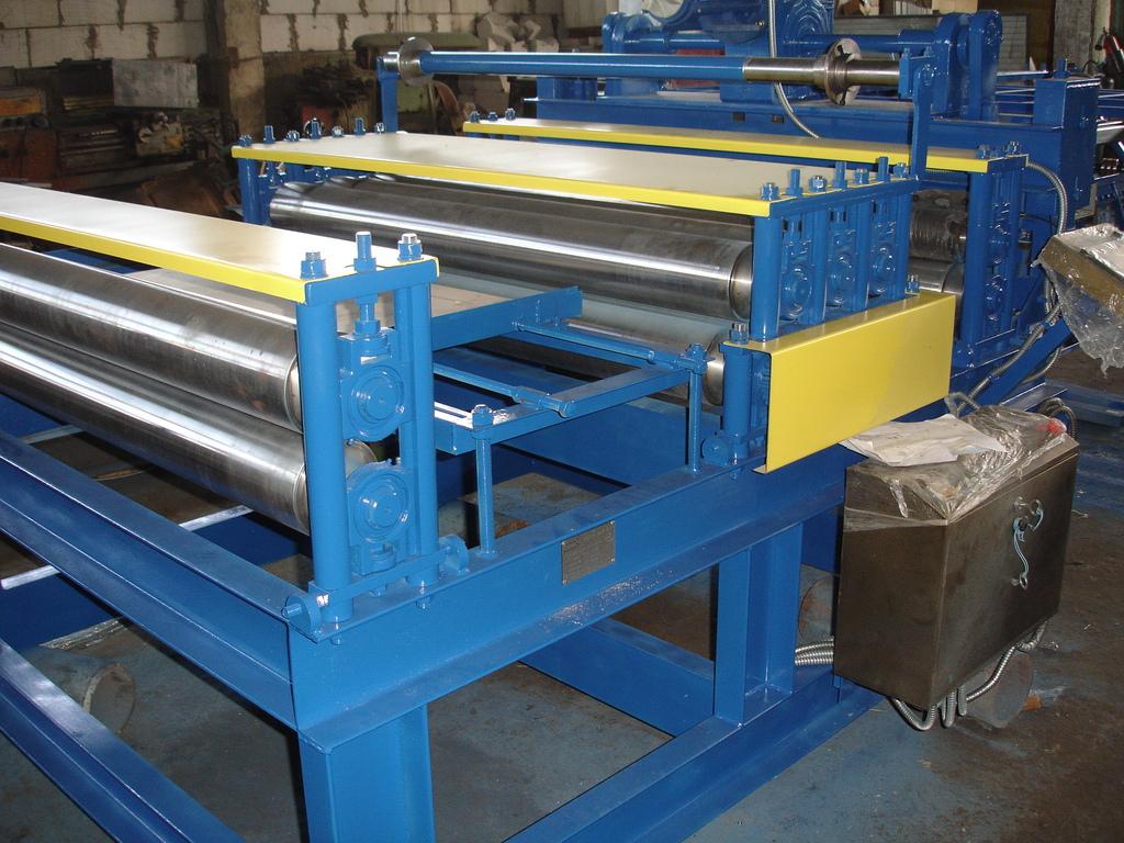 Приемное устройство для линии поперечной резки рулонного металла алюминий цена лом в Апрелевка
